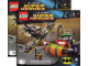 Instruction No: 76013  Name: Batman: The Joker Steam Roller