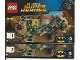 Instruction No: 76056  Name: Batman: Rescue from Ra's al Ghul