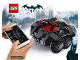 Instruction No: 76112  Name: App-Controlled Batmobile
