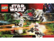 Instruction No: 7655  Name: Clone Troopers Battle Pack