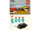 Instruction No: 7720  Name: Diesel Freight Train Set, battery