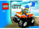 Instruction No: 7736  Name: Coast Guard Quad Bike
