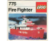 Instruction No: 775  Name: Fire Fighter Ship