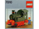 Instruction No: 7810  Name: Push-Along Steam Engine