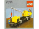 Instruction No: 7814  Name: Crane Wagon with Small Container