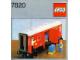 Instruction No: 7820  Name: Mail Van