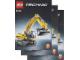 Instruction No: 8043  Name: Motorized Excavator