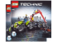 Instruction No: 8049  Name: Tractor with Log Loader