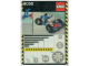 Instruction No: 8050  Name: Building Set with Motor
