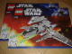 Instruction No: 8096  Name: Emperor Palpatine's Shuttle
