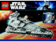Instruction No: 8099  Name: Midi-Scale Imperial Star Destroyer