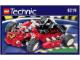 Instruction No: 8219  Name: Racer
