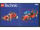 Instruction No: 8808  Name: Formula One Racer