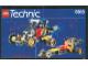 Instruction No: 8818  Name: Baja Blaster /  Desert Racer