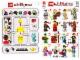 Instruction No: 8827  Name: Minifigure, Series 6 (Complete Random Set of 1 Minifigure)