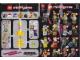 Instruction No: 8833  Name: Minifigure, Series 8 (Complete Random Set of 1 Minifigure)