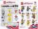 Instruction No: 8909  Name: Minifigure, Team GB (Complete Random Set of 1 Minifigure)