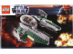 Instruction No: 9494  Name: Anakin's Jedi Interceptor