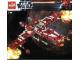 Instruction No: 9497  Name: Republic Striker-class Starfighter