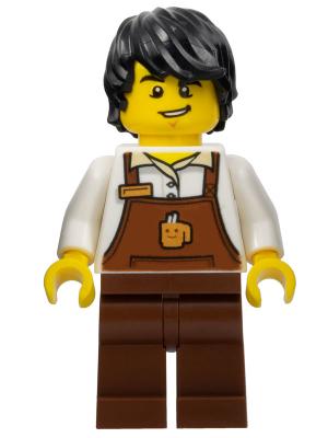 LEGO Head Male Emperor Chang Wu