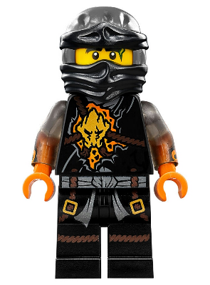 Image result for lego ninjago cole day of the departed