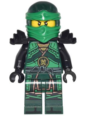 Ninjago Lloyd Garmadon Brickset