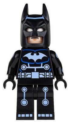coltlbm-3 CMF New Lego Fairy Batman Minifigure From Series 1