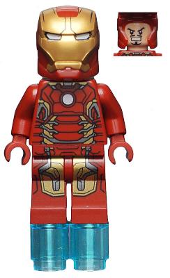 Lego Iron Man Mark 43 Iron Man | Brickset: L...