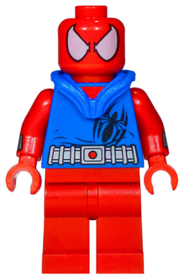 lego scarlet spider decals - photo #20