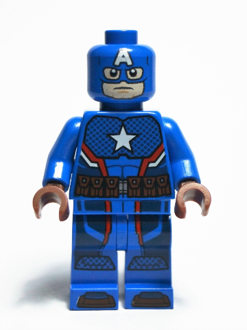 Captain america brickset lego set guide and database - Lego capitaine america ...