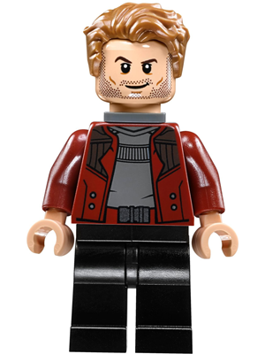 Image result for star-lord lego
