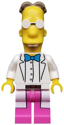 Lego Minifigures Selma THE SIMPSON 2