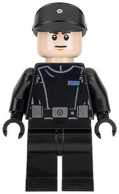 Star Wars Imperial Navy Officer Brickset Lego Set Guide And
