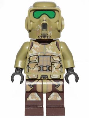 LEGO Star Wars Rebels SABINE WREN Bright Green /& Dark Blue Hair sw0742 **NEW**