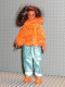 Minifig No: 23048  Name: Scala Doll (Carla from set 3148 with clothes)