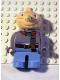 Minifig No: 4555pb082  Name: Duplo Figure, Male, Naughty Spud (Bob the Builder)