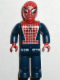 Minifig No: 4j004  Name: Spider-Man (Junior-fig)