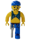Minifig No: 4j009  Name: Pirates - Scurvy Dog