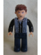 Minifig No: 4j012  Name: Peter Parker (Junior-Fig) (Set 4860)