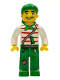 Minifig No: 4j013  Name: Pirates - Jolly Jack Crow