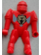 Minifig No: 51801s  Name: Knights Kingdom II - Nestle Promo Figure Santis with Bear Pattern (Sticker)