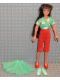 Minifig No: 72053  Name: Scala Doll (Andrea aka Julie from set 3205 with clothes)