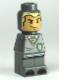 Minifig No: 85863pb035  Name: Microfig Hogwarts Draco Malfoy