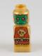 Minifig No: 85863pb063  Name: Microfig Heroica Goblin King