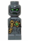 Minifig No: 85863pb064  Name: Microfigure Heroica Golem Lord