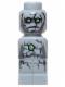 Minifig No: 85863pb065  Name: Microfig Heroica Golem Guardian
