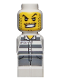 Minifig No: 85863pb073  Name: Microfig City Alarm Thief
