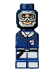 Minifig No: 85863pb078  Name: Microfigure Star Wars Han Solo