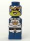Minifig No: 85863pb089  Name: Microfig Heroica Prince