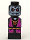 Minifig No: 85863pb092  Name: Microfig Heroica Vampire Lord